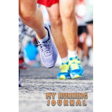 My Running Journal  The Runner  6 X 9  52 Week Running Log