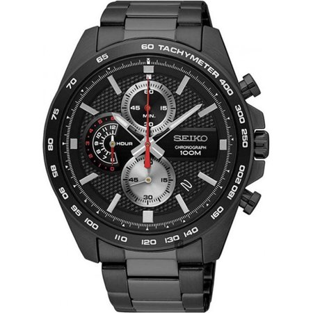SEIKO SSB283P1,Men's chronograph,Stainless Steel case and bracelet,date,100m WR,SSB283 ()
