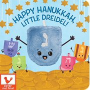 Finger Puppet Board Book: Happy Hanukkah, Little Dreidel (Board Book)