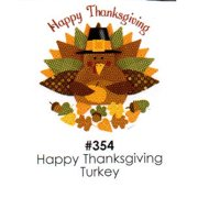 Happy Thanksgiving Turkey Cake Decoration Edible Frosting Photo Sheet