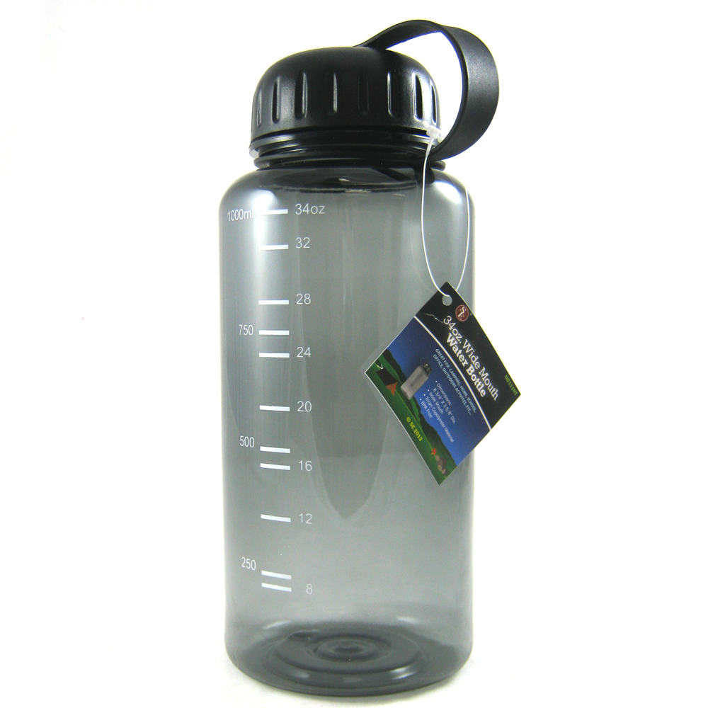 Sports Plastic Water Bottle Reusable BPAFree Drink 34 Oz Cycling Bicycle Bike !!