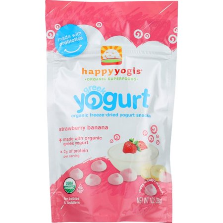 Greek Yogurt Strawberry Banana Melts