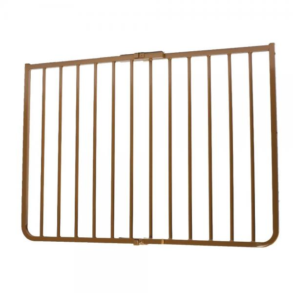 Cardinal Gates Outdoor Safety Gate, Brown by Cardinal Gates