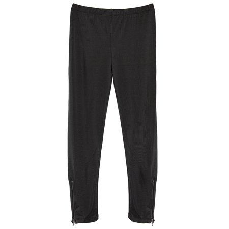 MeMoi Ankle Zip Leggings | Buy Girls Leggings by MeMoi 4--6 / Black MKB 011 (Best Buy Girl)