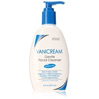 3 Pack Vanicream Liquid Basic Cleansing Gentle Facial Cleanser 8 oz Each