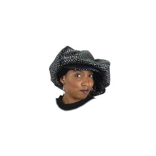 Costumes For All Occasions ELA1141 Hat Fat Boy Disco Seq Bk