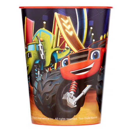Blaze and the Monster Machines Stadium Cup, 16 Oz, 1 Ct