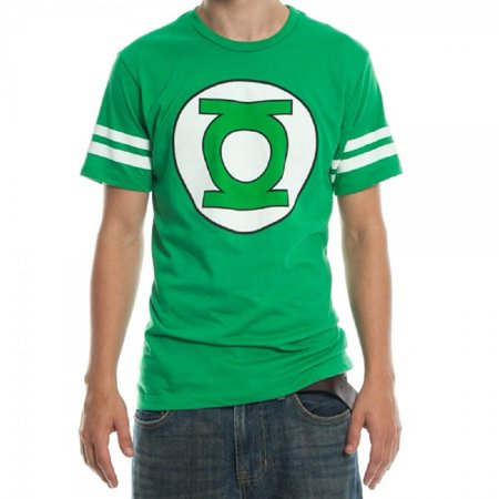 The Green Lantern Athletic Style Adult T-Shirt](Green Lantern Shirt)