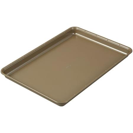 Large Cookie Tin - Wilton CeramaCut Non-Stick Large Cookie Pan, Ceramic Bakeware 11.5in x 17.25in