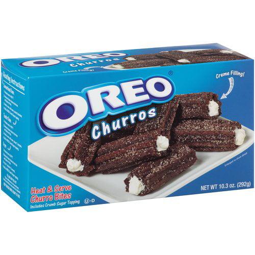 Oreo churros oz box walmart