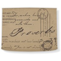 "Living 31, Proverbs 31 I, 12"" x 10"" Lamp Shade"