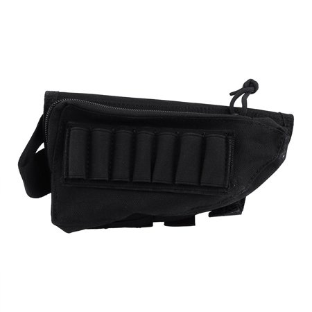 Ammo Pouch Buttstock Pouch Buttstock Shell Holder and Pouch Cheek Pad Shell Pouch for