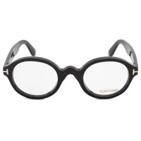 4407d9e9c31 Product Image Tom Ford Round Eyeglass Frame FT5490 001 46