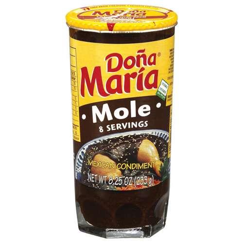 Dona Maria Mexican Condiment Mole, 8.25 oz