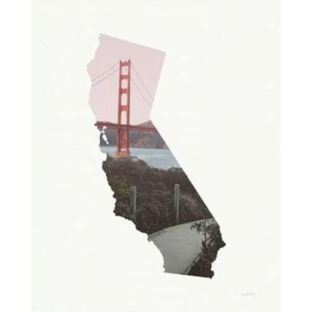 SF Cali Rolled Canvas Art - Linda Woods (8 x 10)