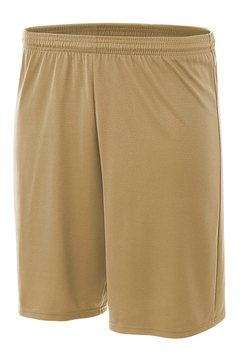 A4 Drop Ship Youth Cooling Performance Power Mesh Practice Short