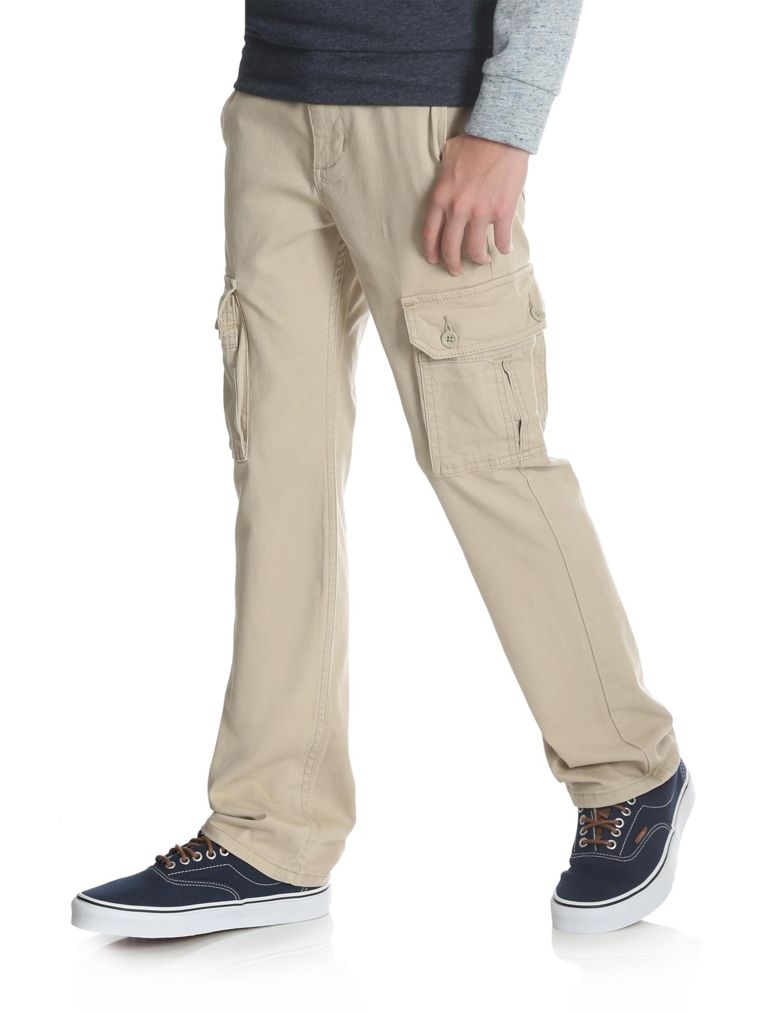 Slim Stretch Cargo Pant (Little Boys & Big Boys)