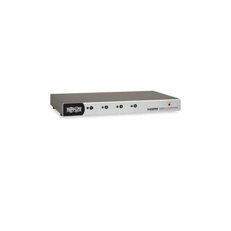 Tripp Lite HDMI Splitter B118-304-R - Video/audio splitter