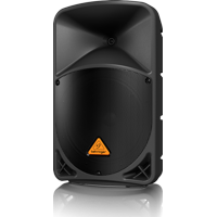 "Behringer B112MP3 Active 2-Way 12"" PA Speaker System w/ MP3 Player, Wireless Option and Integrated Mixer"