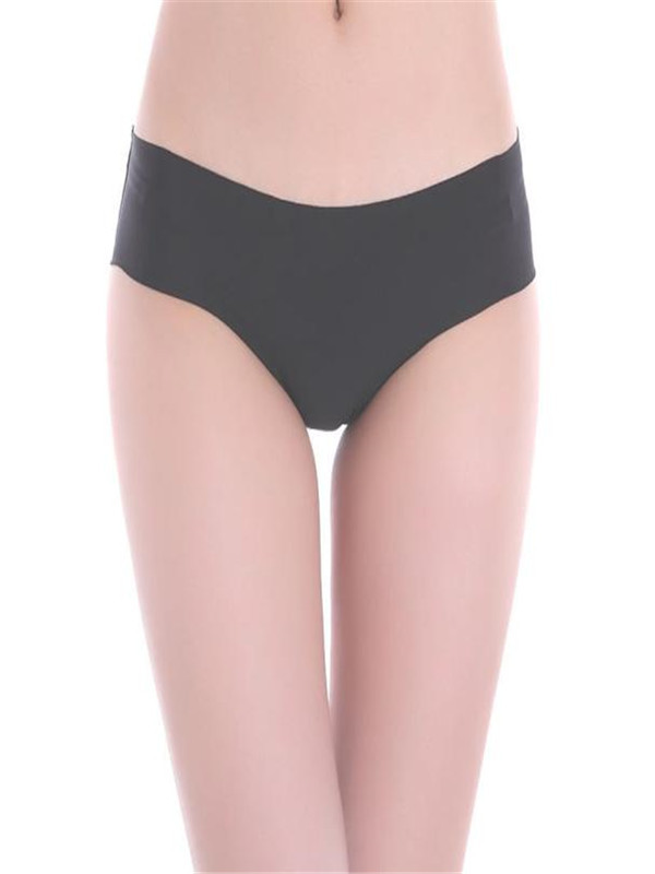 Women Thong Invisible Underwear Spandex Gas Seamless Cotton Crotch S//M//L Charms