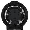 Mainstays 2-in-1 1500W 2-Speed Turbo Fan & 2-Speed Fan-Forced Heater, NF-18U, Black