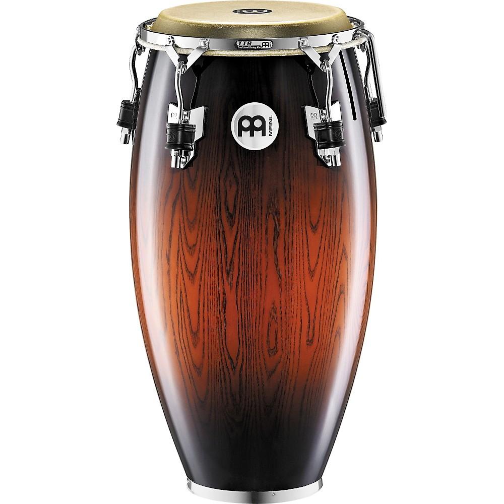 Meinl Woodcraft Quinto Conga Drum Antique Mahogany Burst 11 in.