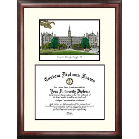 Georgetown University Scholar 14 X 17 Diploma Frame Walmartcom