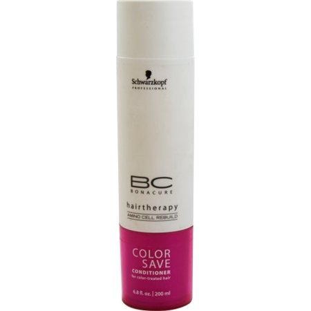 Schwarzkopf BC Bonacure Hairtherapy Color Save Conditioner, 6.8 oz Bc Bonacure Color Save