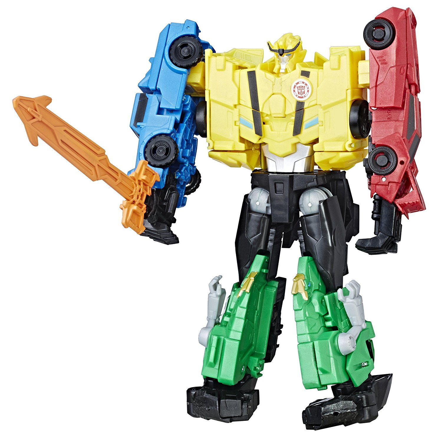 : Robots in Disguise Combiner Force Team Combiner Ultra Bee, 8.5-inch By Transformers by