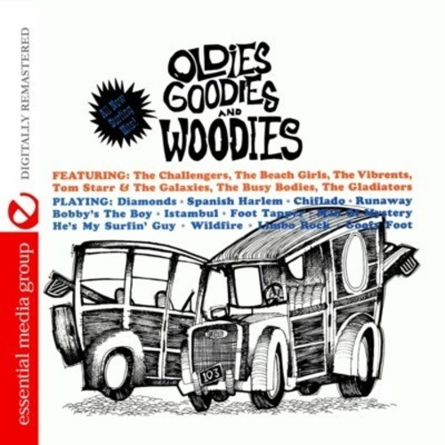 Oldies Goodies Woodies / Various