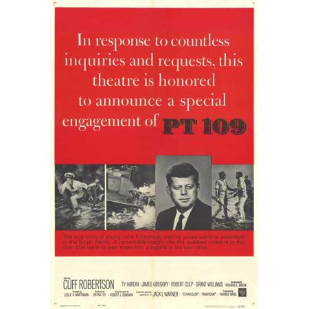PT 109 POSTER Movie (27x40)