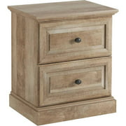 Better Homes & Gardens Crossmill Nightstand, Weathered Finish