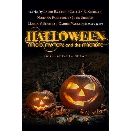 Halloween: Magic, Mystery, and the Macabre - eBook - Macabre Halloween Art