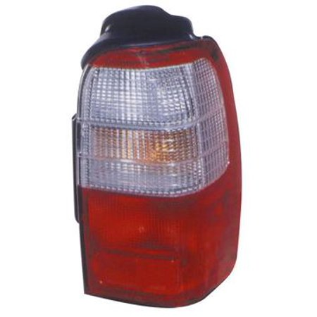 Go-Parts » 1997 - 2000 Toyota 4Runner Rear Tail Light Lamp Assembly / Lens / Cover - Left (Driver) 81560-35120 TO2800123 Replacement For Toyota 4Runner ()