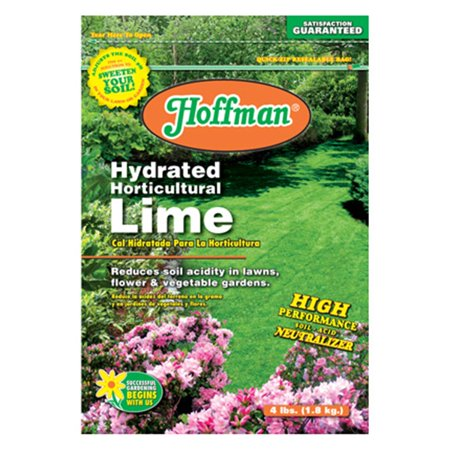 4Lb Hydrated Lime