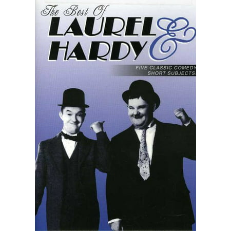 Laurel and Hardy: Best of (DVD)