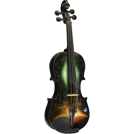 Rozanna's Violins Galaxy Ride Series Violin Outfit - Galaxy Outfit