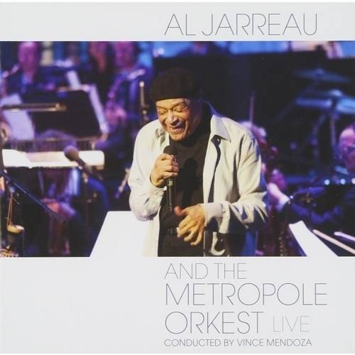 Al Jarreau And The Metropole Orkest: Live