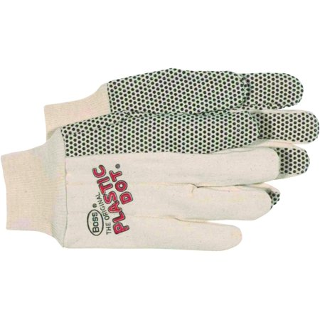 Boss Gloves Plastic Dot Glove