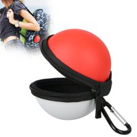 EEEKit Case Cover for Nintendo Switch Poke Ball Plus Controller, Carrying Hard EVA Protective Storage Case for Pokemon Lets Go Eevee PokeBall Plus Pokemon Lets Go Pikachu Poke Ball Plus