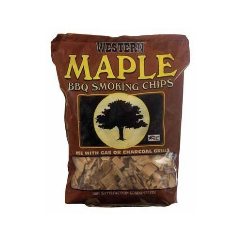 Bayou Classic 500-618 Western Maple Smoking Chips