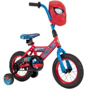 """Best Bikes For 9 Year Old Boys - 12"""" Marvel Spider-Man Bike for Boys' by Huffy Review"""