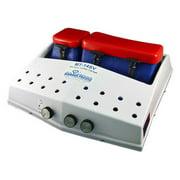Diamond Pacific MT-14 Mini-Sonic Vibrating Rock Tumbler - 2 Hoppers