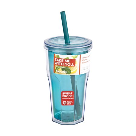 Aladdin To-Go Sea Color Tumbler, 16.0 OZ