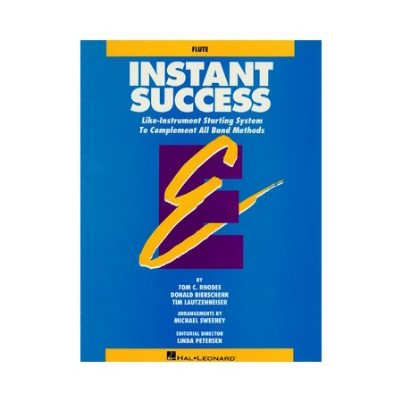 Hal Leonard Instant Success - Eb Alto Clarinet (Starting System for All Band Methods) Essential Elements - Essential Bands