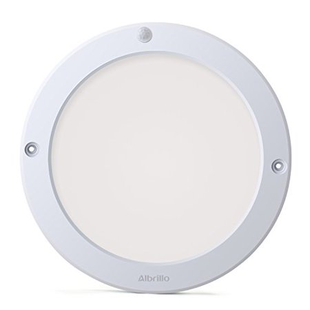 Albrillo Indoor Motion Sensor Light LED Ceiling Lights Flush Mount, for Kitchen Hallway Bathroom,