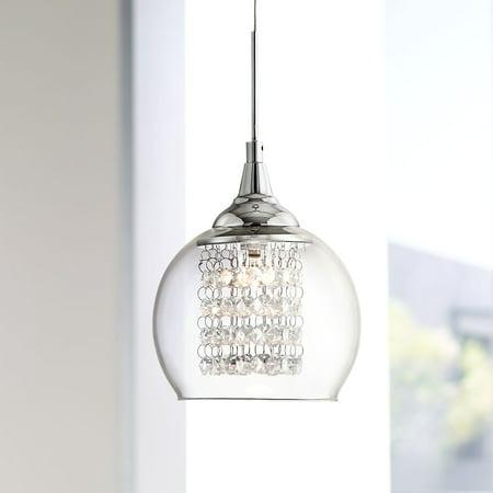 Euro Tail Lamps Crystal - Possini Euro Design Possini Euro Encircled Crystal 6