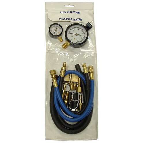 S&G Tool Aid Fuel Inject Pressure Tester W/2Gauges