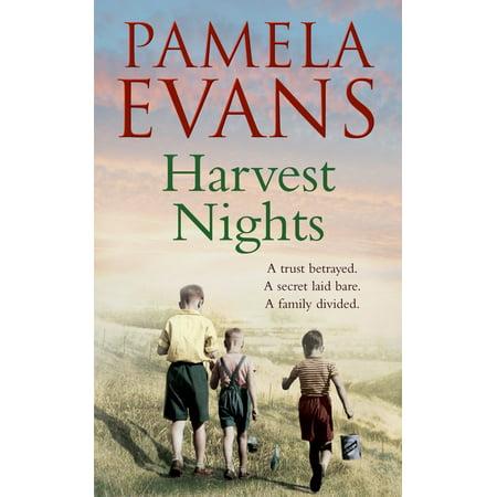Harvest Nights - eBook