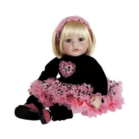 Adora Ready To Rock Light Blonde Hair With Blue Eyes 20  Baby Doll